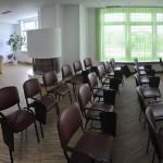 Panorama sali konferencyjnej
